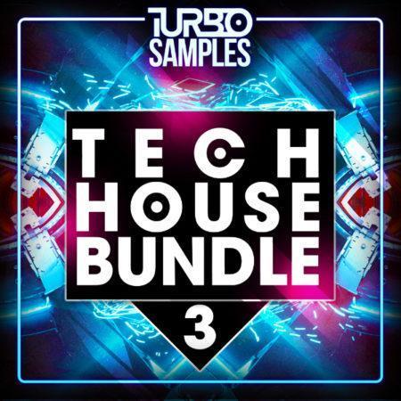 Turbo Samples - TECH HOUSE BUNDLE 3