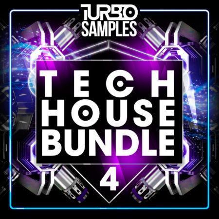 Turbo Samples - TECH HOUSE BUNDLE 4