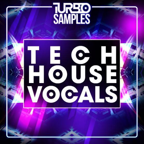 Turbo Samples - TECH HOUSE VOCALS
