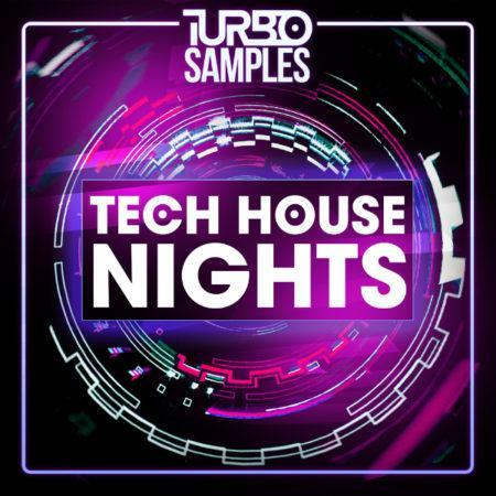 Turbo Samples - Tech House Nights