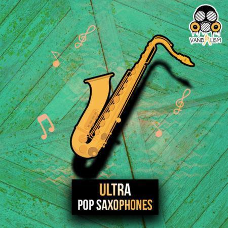 Ultra Pop Saxophones By Vandalism
