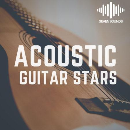 Acoustic Guitar Stars By Seven Sounds