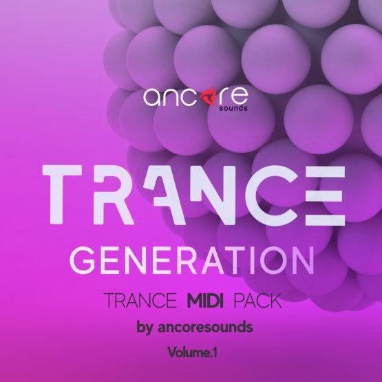 Ancore Sounds - Trance Generation Midi Pack