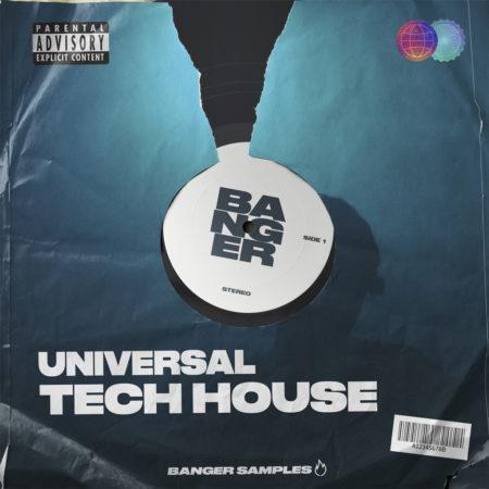 Banger Samples - Universal Tech House [Art Cover]
