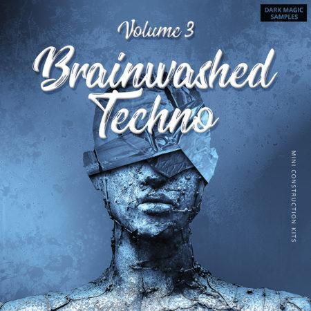 Brainwashed Techno Vol 3 [1000x1000]