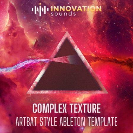 Complex Texture - ARTBAT Style Ableton Live Techno Template