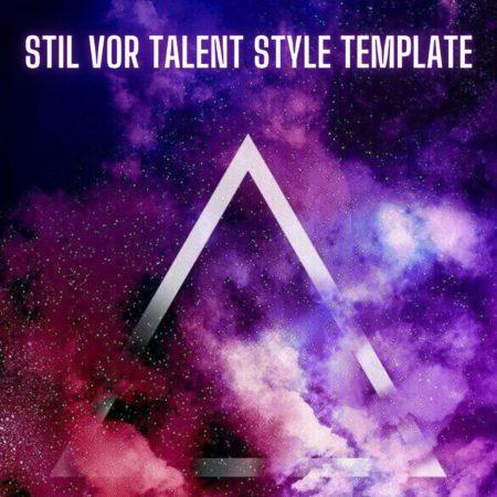 Complex Texture - Stil vor Talent Style Ableton Live Template