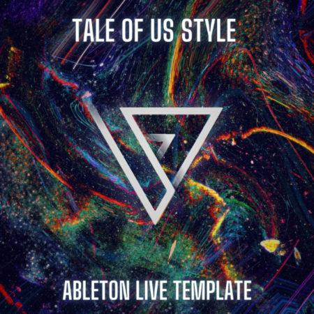 Green - Tale Of Us Style Ableton Live Template By Ushuaia Music