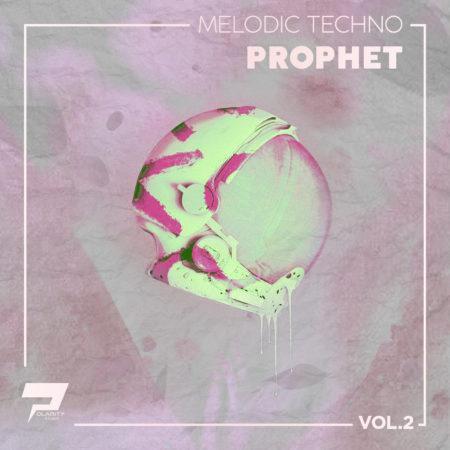 Polarity Studio - Melodic Techno Loops & Prophet Presets Vol.2 Artwork