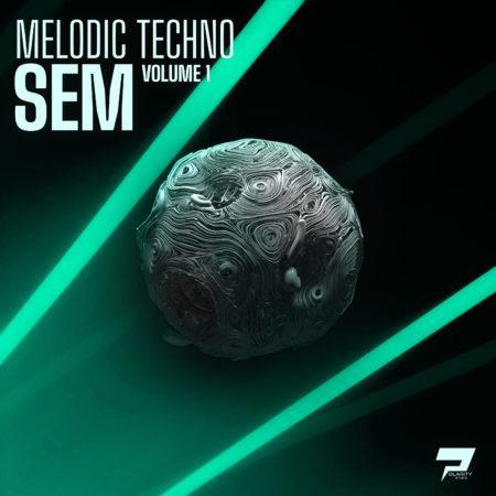 Polarity Studio - Melodic Techno Loops & SEM Presets Artwork