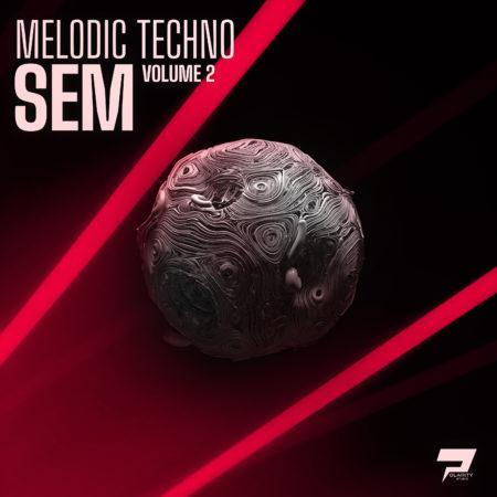 Polarity Studio - Melodic Techno Loops & SEM Presets Vol. 2 Artwork