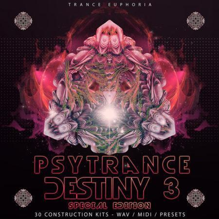 Psytrance Destiny Special Edition 3 [1000x1000]