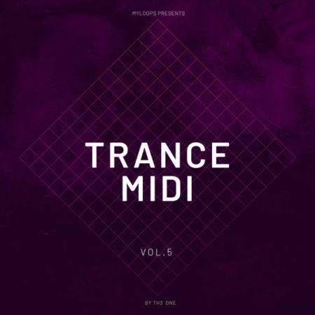 Trance Midi vol.5 by TH3 ONE