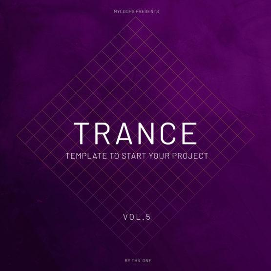 Trance Template to start your project vol.5