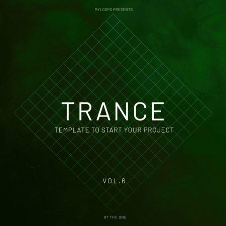 Trance Template to start your project vol.6