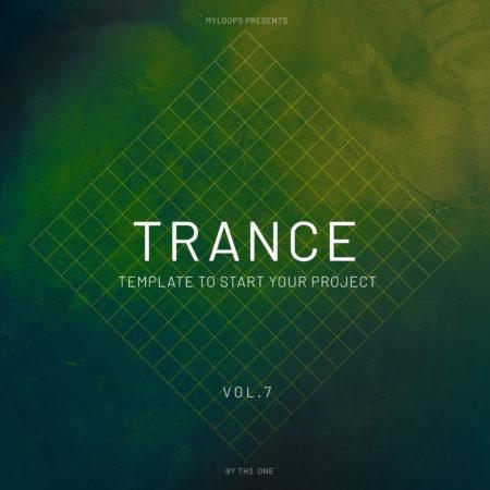 Trance Template to start your project vol.7