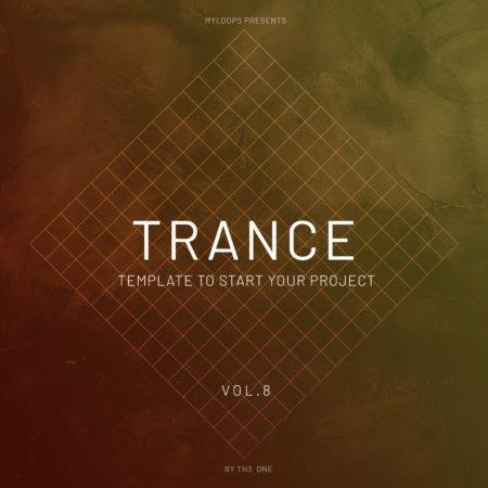 Trance Template to start your project vol.8