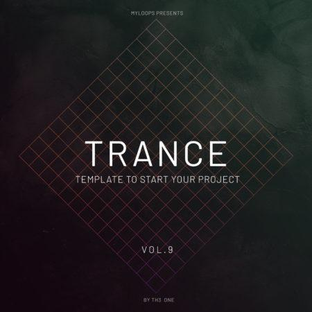 Trance Template to start your project vol.9