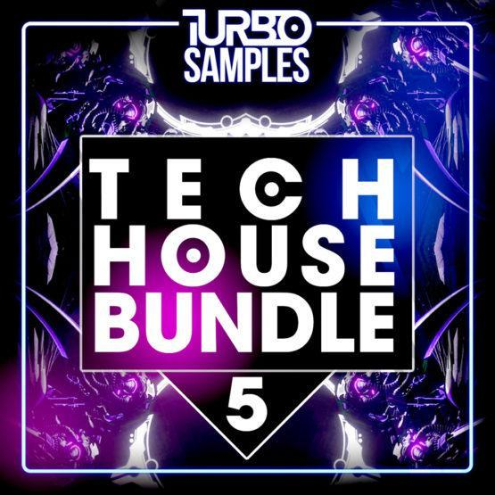 Turbo Samples - TECH HOUSE BUNDLE 5