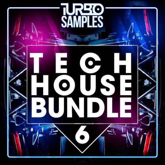 Turbo Samples - TECH HOUSE BUNDLE 6