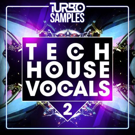 Turbo Samples - TECH HOUSE VOCALS 2