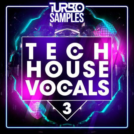 Turbo Samples - TECH HOUSE VOCALS 3