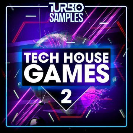 Turbo Samples - Tech House Games 2