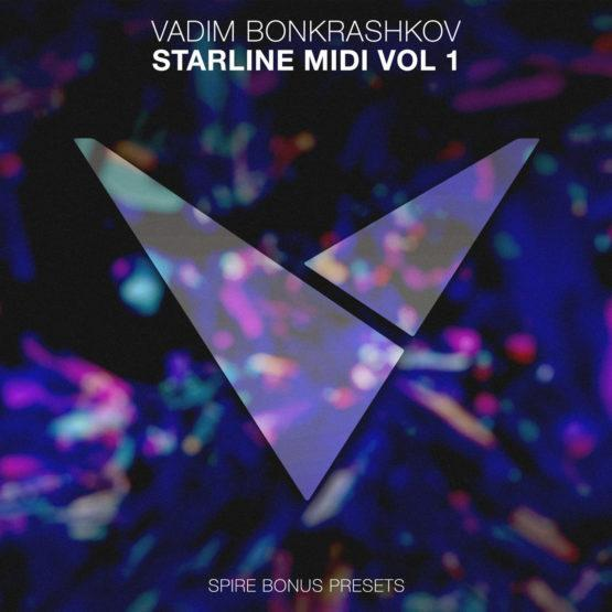 Vadim Bonkrashkov - Starline MIDI Vol 1 [Cover]