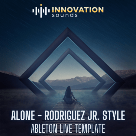 Alone - Rodriguez Jr. Style Ableton Techno Template