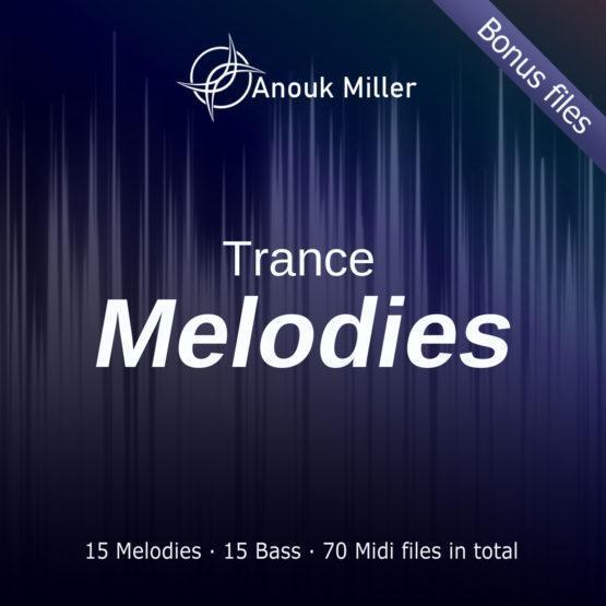 Anouk Miller Trance Melodies
