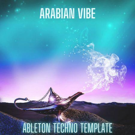 Arabian Vibe - Ableton Live Melodic Techno Template (By Steven Angel)