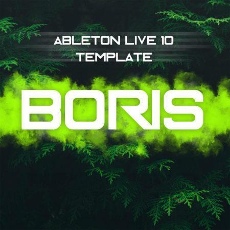 Audiofuel - Boris Ableton Template