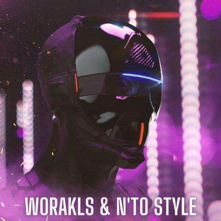 Boris Brejcha & Worakls & N'to Style 4 in 1 Ableton Techno Template By Innovation Sounds