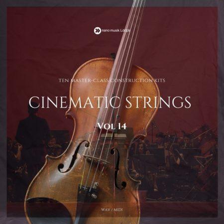 Cinematic Strings Vol 14 800