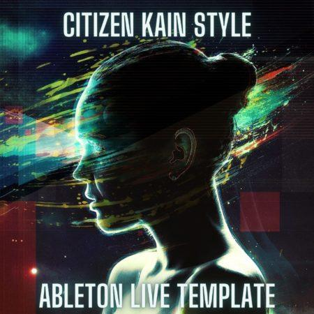Cloud - Citizen Kain Style Ableton Live Techno Template