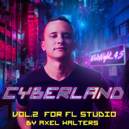 Cyberland Vol.2 For FL STUDIO