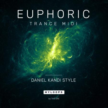 Euphoric Trance Midi (Daniel Kandi Style) by TH3 ONE