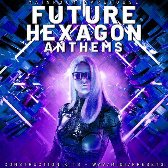 Future Hexagon Anthems [1000x1000]
