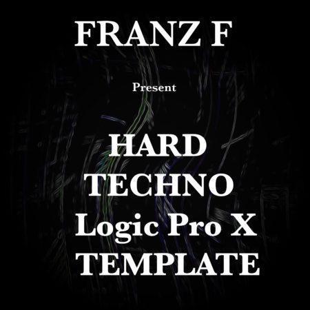 Hard Techno Logic Pro Template by Franz F