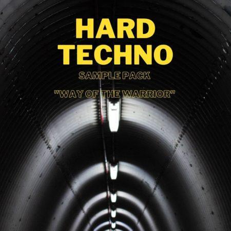 Hard Techno Sample Pack - Way of the Warrior