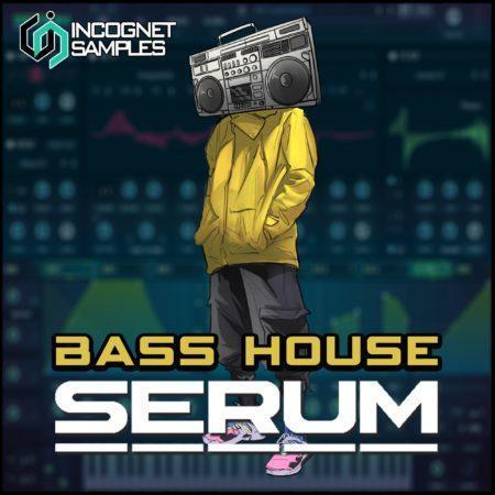 Incognet - Serum Bass House Bank_Pic