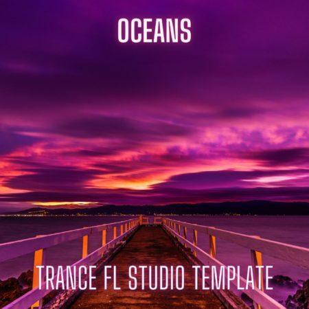 Oceans - Epic Uplifting Trance FL Studio Template by LekSin