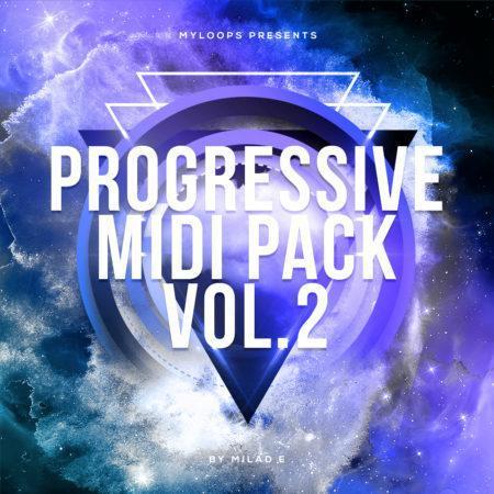 Progressive MIDI Pack Vol. 2 (By Milad E)