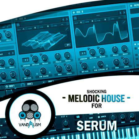 Shocking Melodic House For Serum
