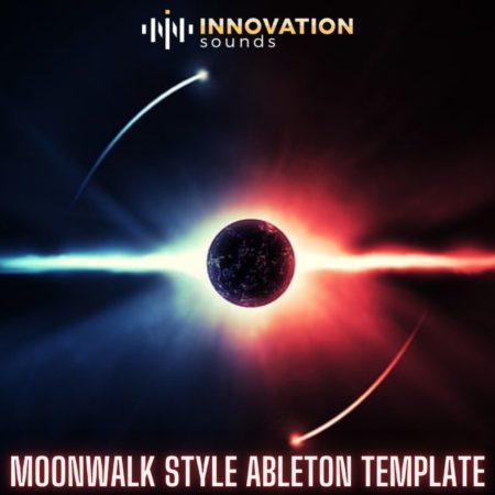 Sky Blue - Moonwalk Style ableton template