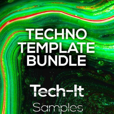 TISTL011 Tech-It Samples - TECHNO BUNDLE