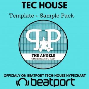 The Angels - OMG (Tech-House Sample Pack + Ableton Live Template)
