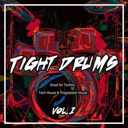 Tight Drums Techno FL Studio Template + Sample Pack