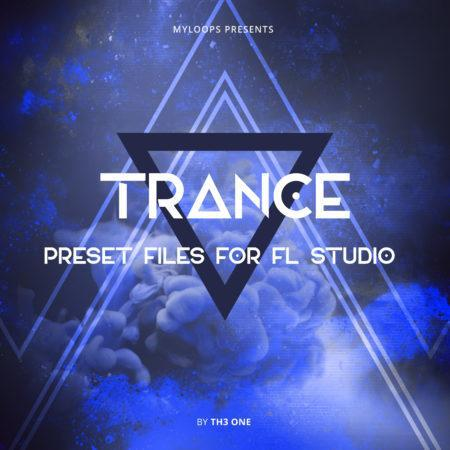 Trance Preset Files For FL Studio (By TH3 ONE)