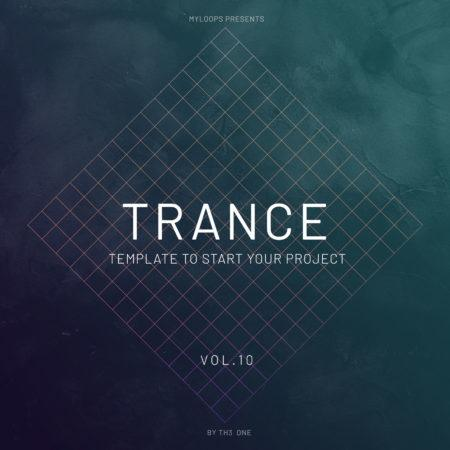Trance Template to start your project vol.10